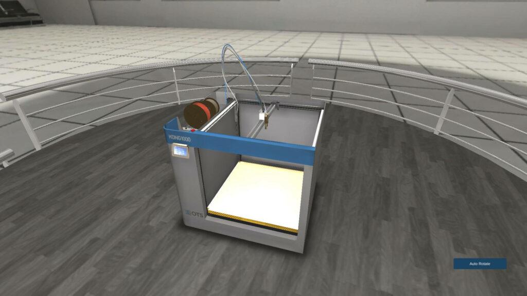 Interaktive-Grafik-3D-Drucker