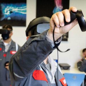 digitalisierung ausbildung mit virtual reality