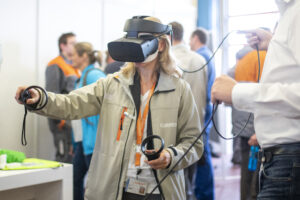 Azubi Currenta VR Brille