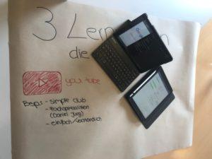 eCademy-Lerncamp